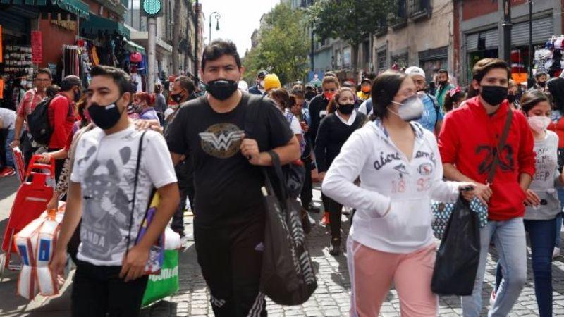 """""""Estamos vulnerables"""": Sin inmunidad al Covid-19, el 75% de los mexicanos"""