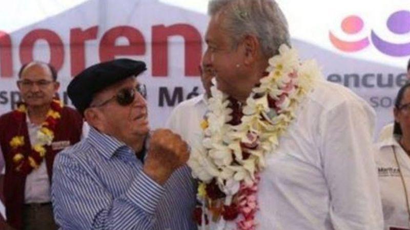 López Obrador, de luto: Fallece don Fernando Coello, gran amigo del presidente