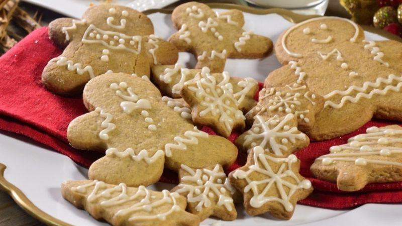 Esta es la mejor receta para hacer galletas de jengibre fácil, barato y rápido