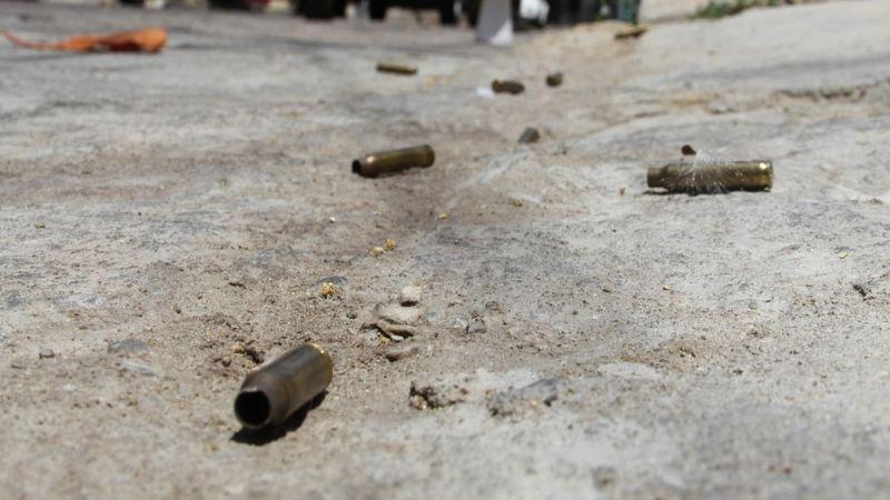 Balacera entre distintos grupos delictivos deja como saldo cinco muertos