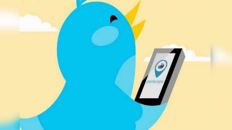 Twitter 'acaba' con Periscope: La red adoptara sus funciones para mantenerlo vivo