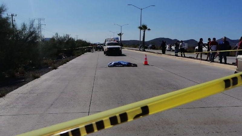 Ciclistas son atropellados por auto que se da a la fuga en Los Mochis; hay un muerto