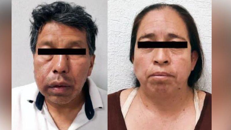 Mujer es detenida por obligar a su hija de 15 años a tener relaciones con su padrastro