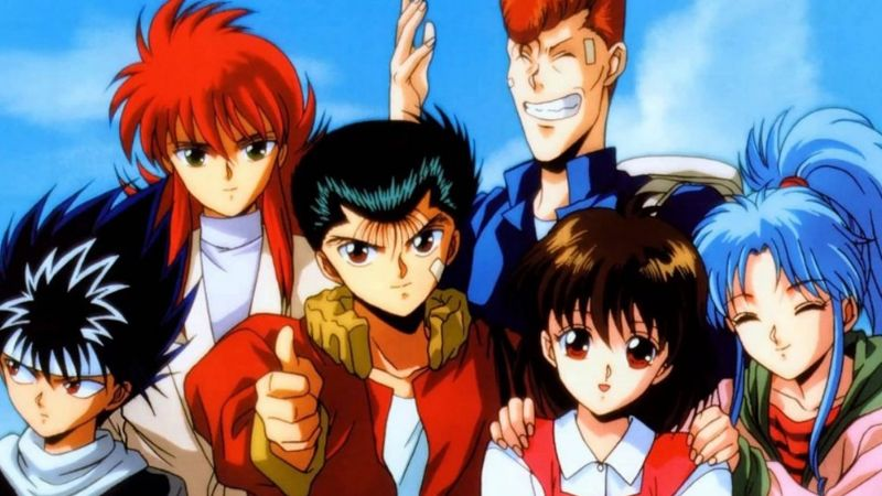 Netflix buscará crear live-action para el clásico de los animes 'Yu Yu-Hakusho'