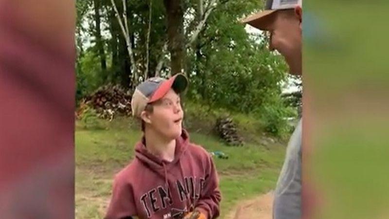 VIDEO: Joven se hace viral al pedirle a su hermano con Síndrome de Down que sea su padrino de boda