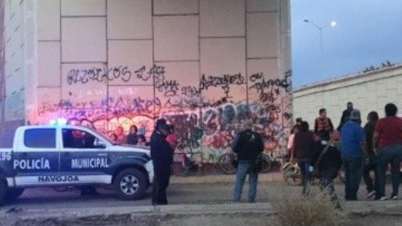 Navojoenses reportan inseguridad y vandalismo bajo puentes elevados