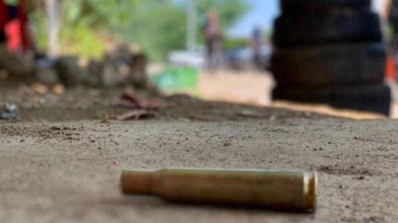 Terror en Caborca: En pleno centro de la ciudad se enfrentan a tiros dos grupos