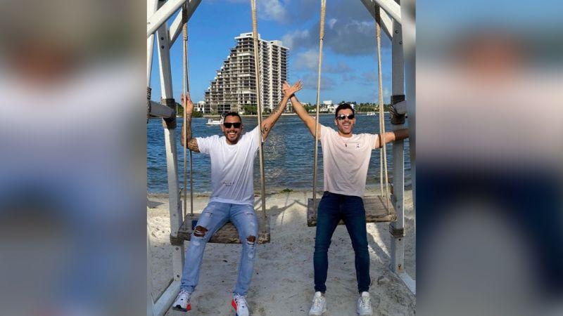 Tras casarse con Enrique Guzmán, Mauricio Mejía, actor de Televisa, desea tener hijos
