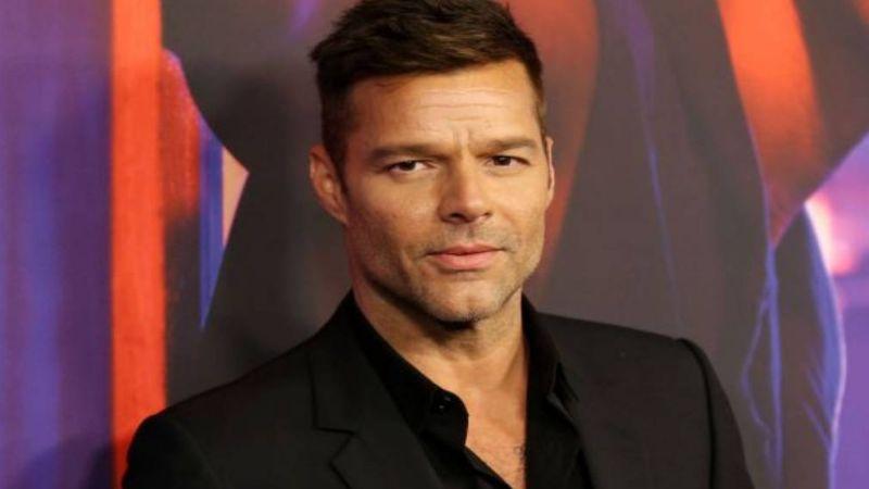 ¡Es igualito al cantante! Ricky Martin presume en redes a su pequeño hijo Renn