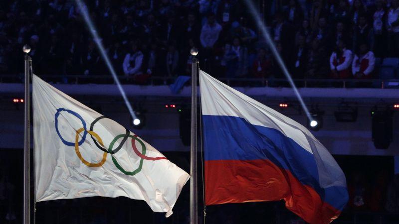 Atletas rusos sin bandera y sin himno durante dos Juegos Olímpicos