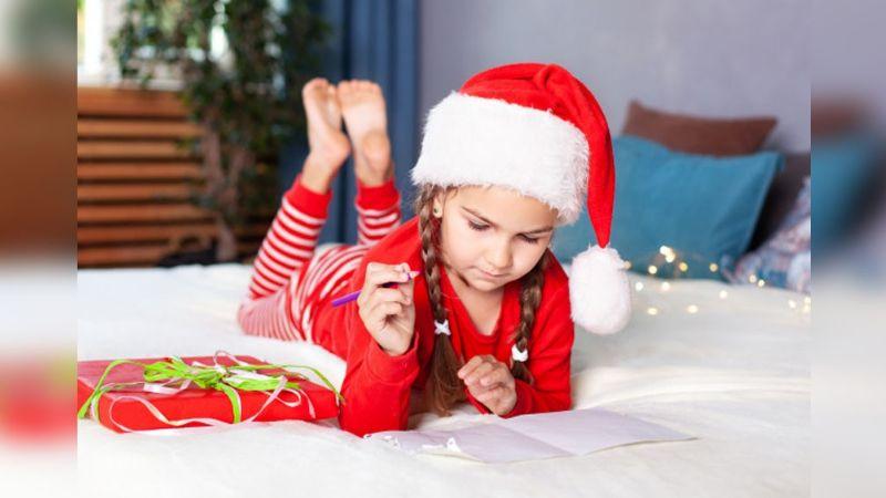 """Sincera carta de una niña a Santa Claus: """"Merezco carbón, pero me encantaría un regalo"""""""