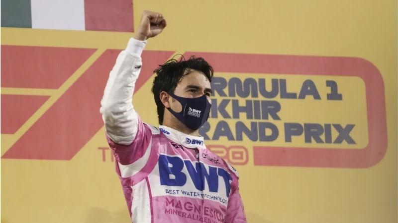 Fórmula 1 en México: Tras el triunfo de 'Checo' Pérez, anuncian fecha para el Gran Premio