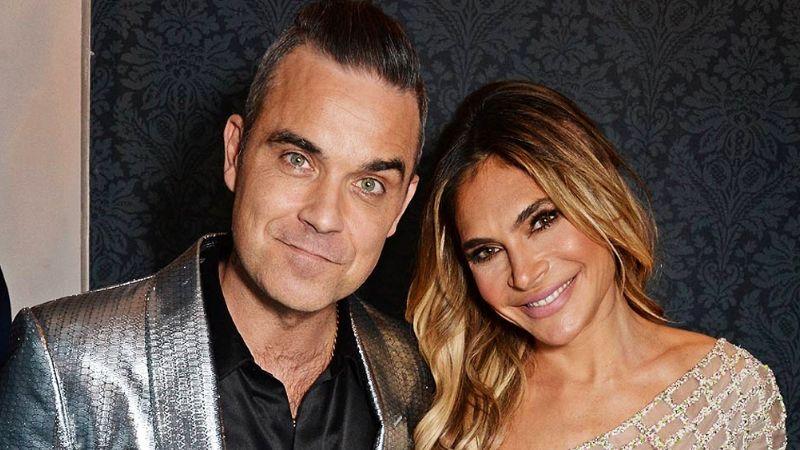 Robbie Williams cuenta cómo su esposa lo salvó de morir envenenado por mercurio
