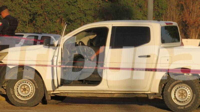Cajeme: Sujeto es ejecutado en estacionamiento de supermercado; van 3 en menos de 24 horas