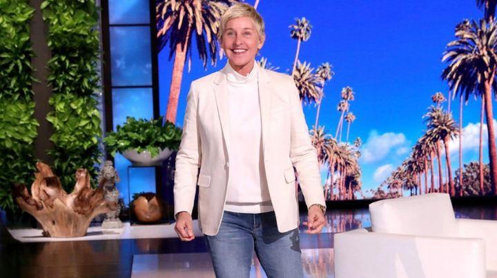 """Ellen DeGeneres, tras dar positivo a Covid-19, revela un """"terrible dolor"""" que la aqueja"""