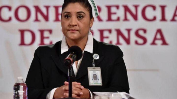 """El alarmante mensaje de la jefa de enfermeras del IMSS: """"Estamos al bordo del colapso"""""""