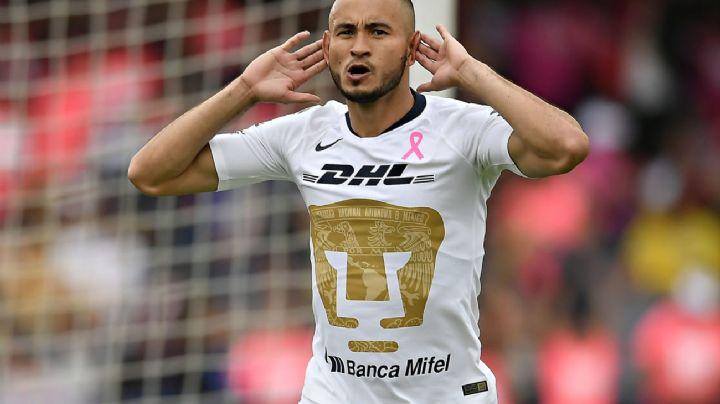 Carlos González cambia de garras: Deja a Pumas para sumarse a los Tigres