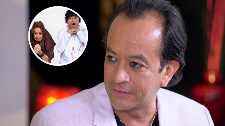 German Ortega recuerda con mucho cariño sus inicios con el show de 'Los Mascabrothers'