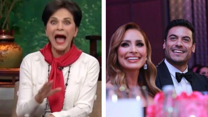 Chapoy destapa en 'Ventaneando' que Cynthia y Carlos Rivera ya viven juntos
