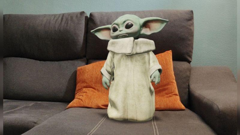 ¿Deseas un Baby Yoda real? Esta es la manera en que puedes obtenerlo