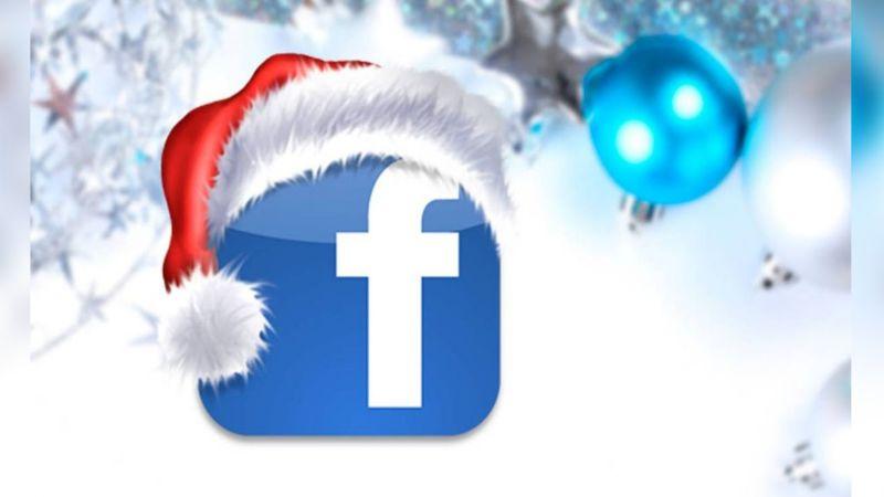 La Navidad llega a Facebook: Estas son las funciones que darán toque especial a la red
