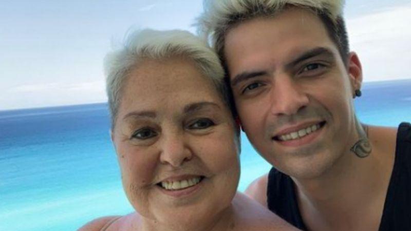 Lupita D'Alessio da la cara y habla de golpiza a su hijo a manos de político del PRI