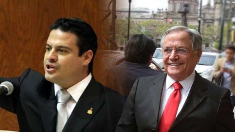 Leonel Sandoval Figueroa: Él es el padre de Aristóteles Sándoval; fue político en Jalisco