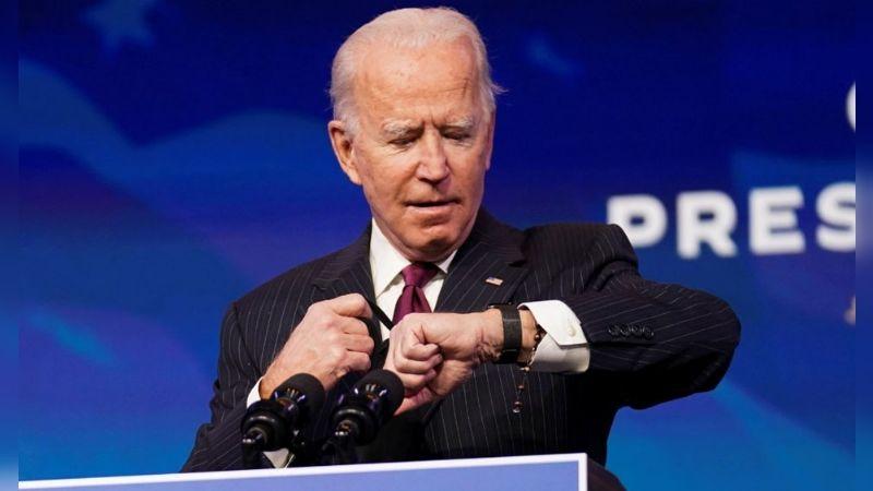 El presidente electo de EU, Joe Biden recibirá la vacuna contra Covid-19 el lunes