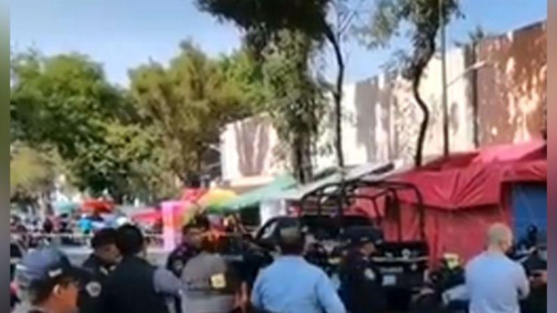 Hombre a bordo de una camioneta es asesinado a balazos luego de ser sorprendido por sicarios