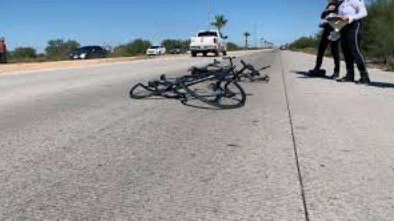 Autor del asesinato de ciclista en Los Mochis declara en Fiscalía tras darse a la fuga