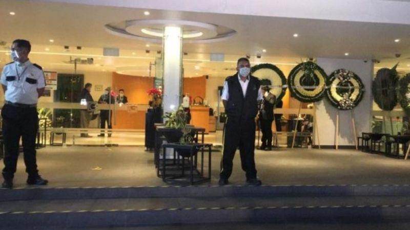 Dan el último adiós a Aristóteles Sandoval; familiares y amigos asistirán de blanco