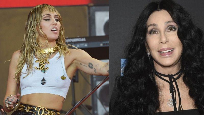 Miley Cyrus revela que se puso bastante feliz cuando se enteró que Cher la odiaba