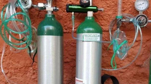 Tanques de oxígeno aumentan notablemente de precio tras incremento de casos  | TRIBUNA