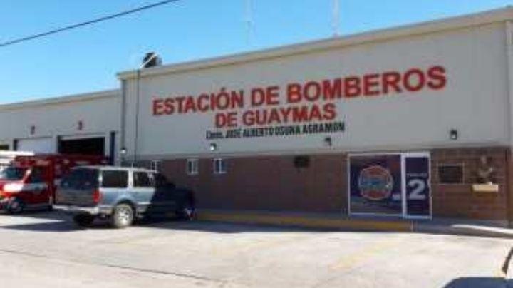 Pirómano pone en riesgo a la ciudadanía de Guaymas