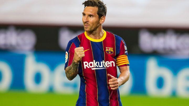 Lionel Messi hace historia en el Barcelona: Iguala los 643 goles de Pelé con la misma playera