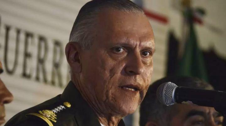 Gobierno de México clasifica investigación de Salvador Cienfuegos por 5 años