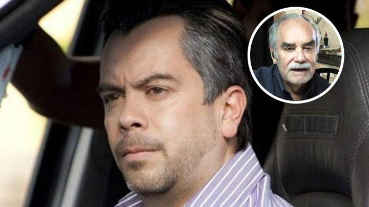Carlos Espejel se encuentra de luto tras la lamentable muerte de su padre