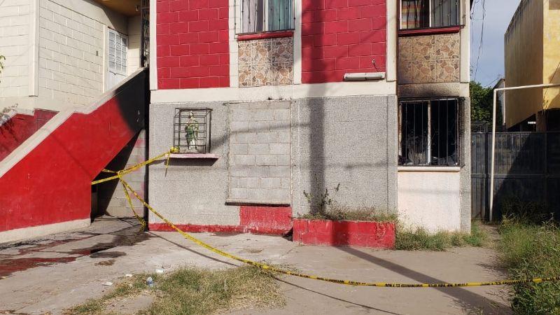 Obregón: Asesinan a vecino de la Primero de Mayo e incendian su casa