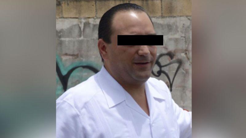 Roberto Borge, exgobernador de Quintana Roo, contrae matrimonio con Miss México dentro de penal