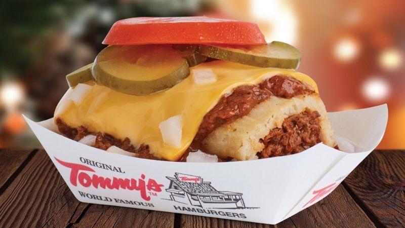 """Restaurante de Estados Unidos desata controversia con su """"extraño"""" tamal"""