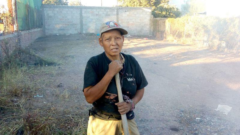 Ciudad Obregón: Victoria Monreal lucha día a día por sacar adelante a sus hijos
