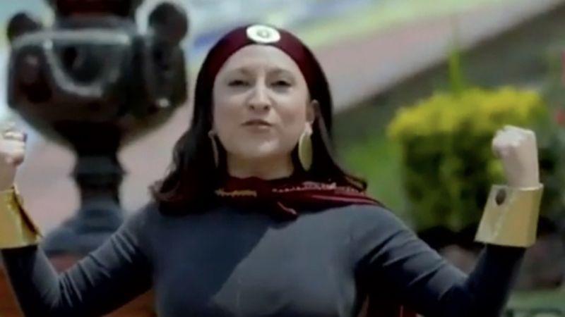 VIDEO: 'Susana Distancia' de Metepec vuelve para un segundo round contra el Covid-19