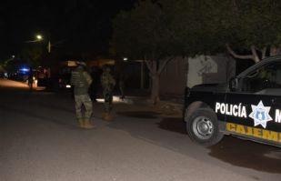 Cajeme: Con tres disparos, hieren a Javier en ataque armado frente a campo de futbol
