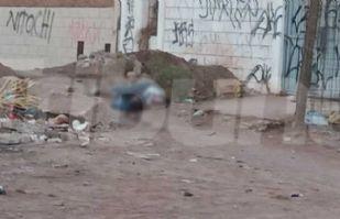 Macabro hallazgo en Ciudad Obregón: Encuentran el cuerpo de un hombre en la Primero de Mayo
