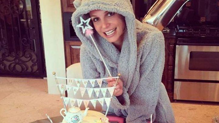 ¡De manteles largos! La cantante Britney Spears celebra su cumpleaños número 39