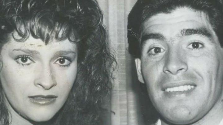 """Rocío Banquells hace fuerte confesión sobre su relación con Maradona: """"Vivió en mi casa"""""""