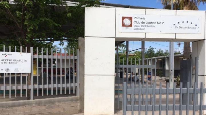 Escuelas de Navojoa se encuentran en perfectas condiciones pese a la pandemia