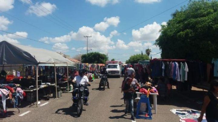 Tiangueros de Navojoa se preparan para regresar a la calle Galeana