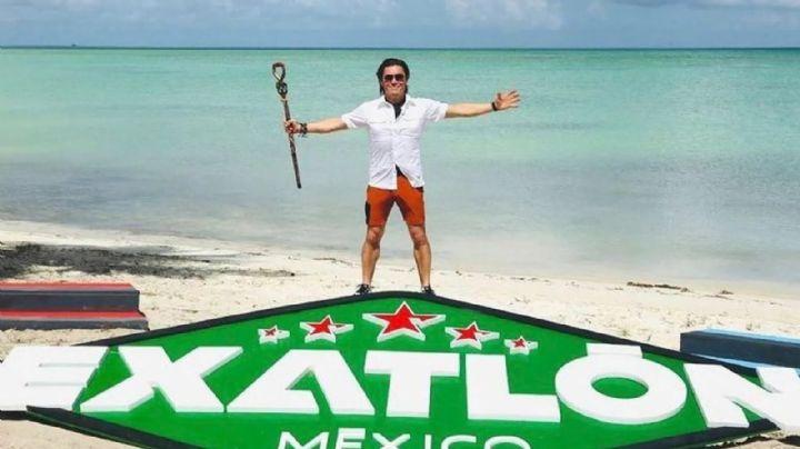 """""""Te sacan del 'Exatlón'"""": Yomi hace revelación sobre la producción tras anuncio de Antonio Rosique"""