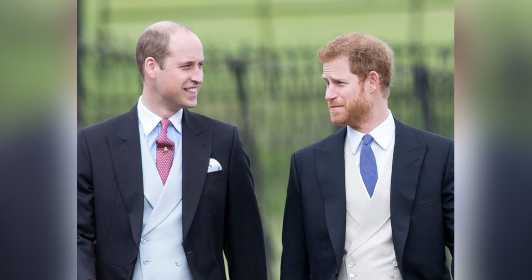 Navidad une a la Corona: Príncipe William y Príncipe Harry intercambian regalos